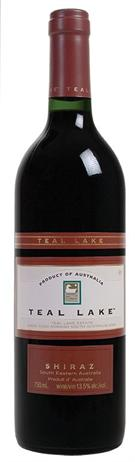 Teal Lake Shiraz